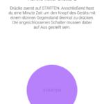 Fibaro Roller Shutter Initialisierung