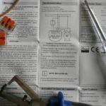 Fibaro Roller Shutter Schaltplan
