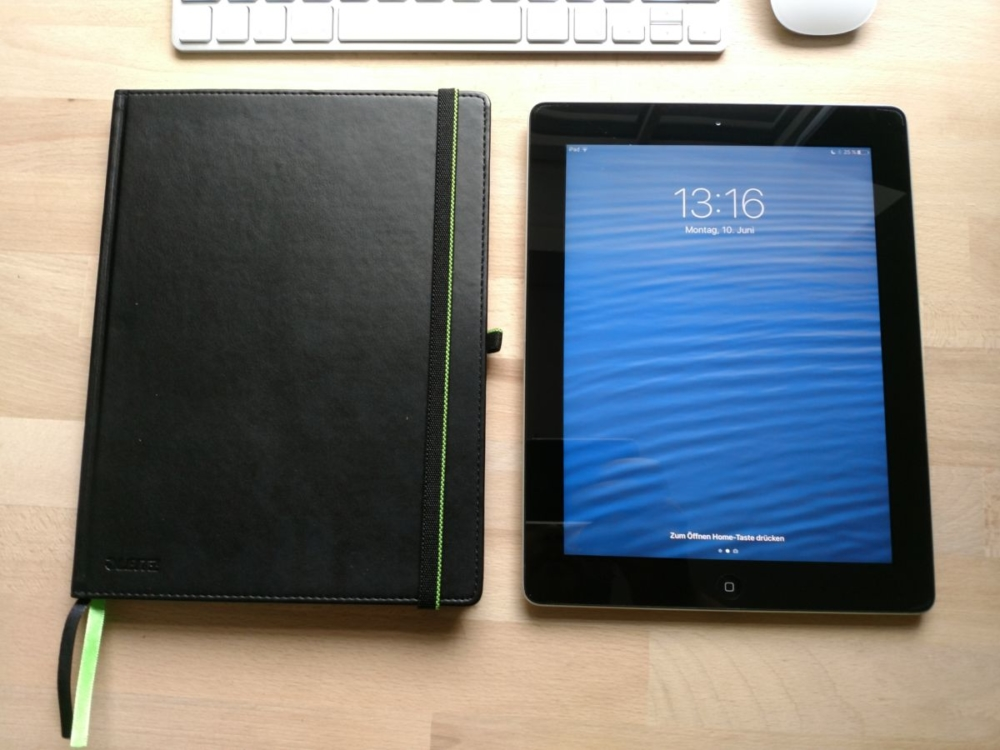 Leitz Complete Notizbuch iPad