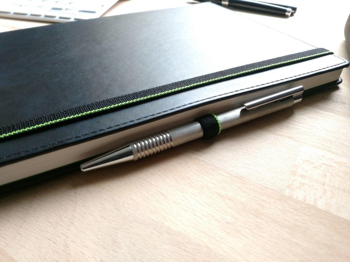 Leitz Complete Notizbuch Sifthalter