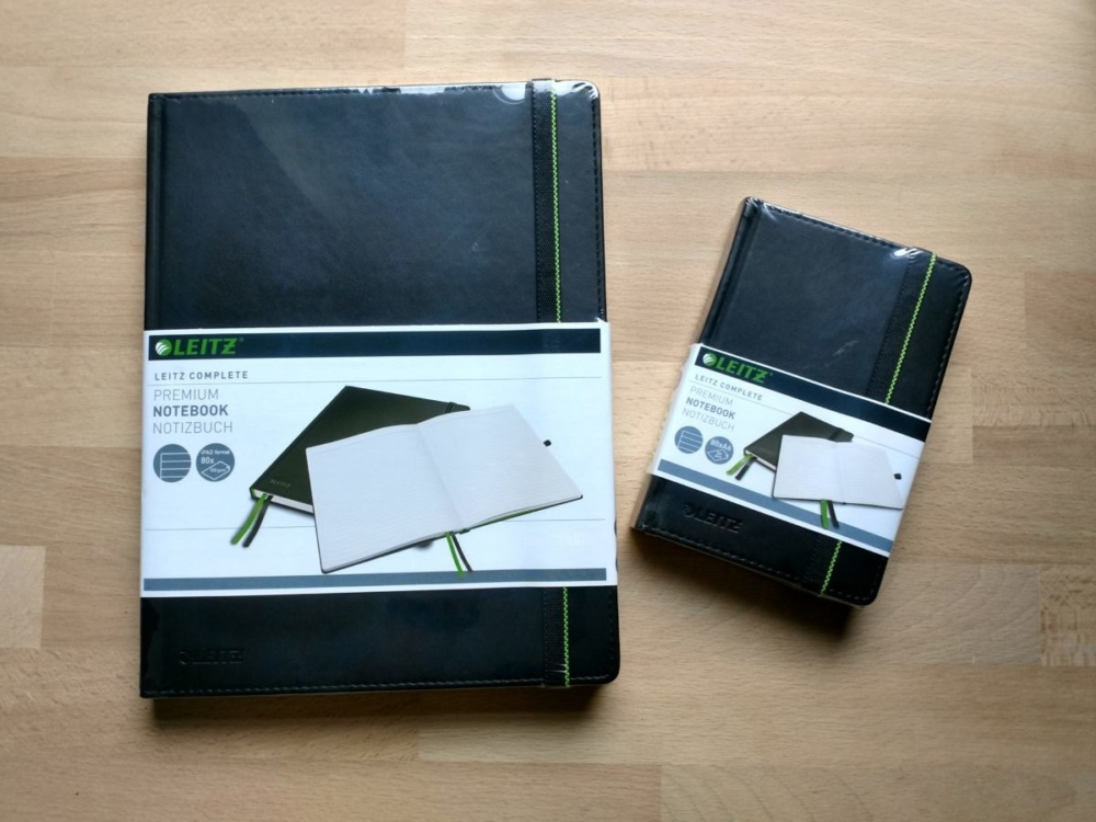 Leitz Complete Notizbuch OVP